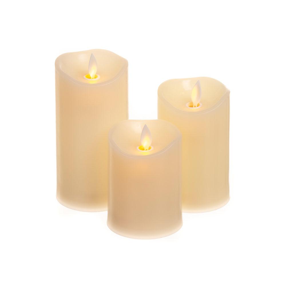 Świece LED Ruchomy Płomień